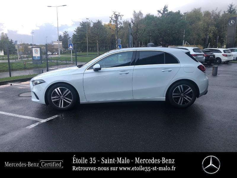Photo 2 de l'offre de MERCEDES-BENZ Classe A 200 d 150ch Progressive Line 8G-DCT à 38990€ chez Etoile 35 - Mercedes-Benz St Malo