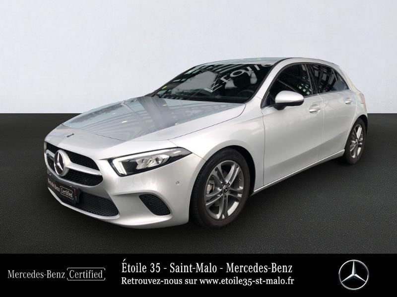 Photo 1 de l'offre de MERCEDES-BENZ Classe A 180 d 116ch Style Line 7G-DCT à 27490€ chez Etoile 35 - Mercedes-Benz St Malo