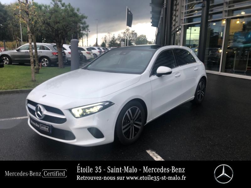 Photo 31 de l'offre de MERCEDES-BENZ Classe A 200 d 150ch Progressive Line 8G-DCT à 38990€ chez Etoile 35 - Mercedes-Benz St Malo
