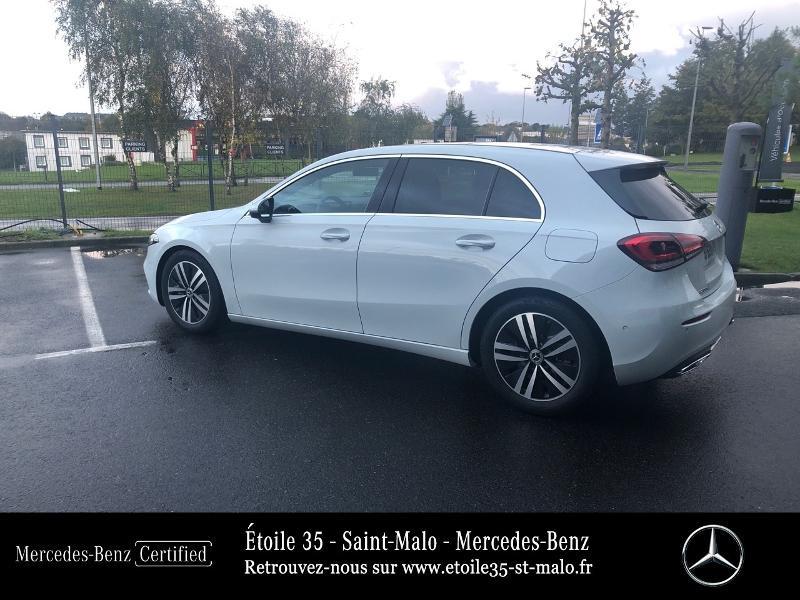 Photo 3 de l'offre de MERCEDES-BENZ Classe A 200 d 150ch Progressive Line 8G-DCT à 38990€ chez Etoile 35 - Mercedes-Benz St Malo
