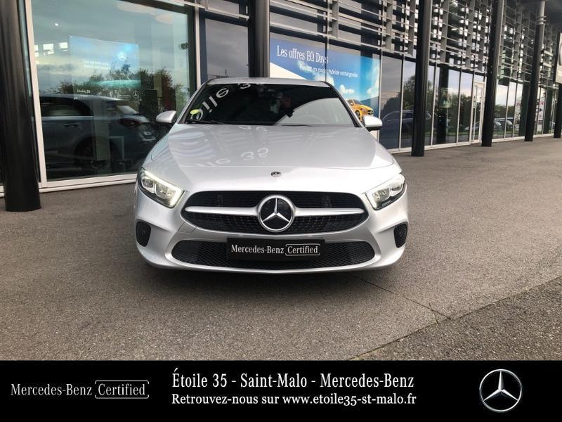 Photo 5 de l'offre de MERCEDES-BENZ Classe A 180 d 116ch Style Line 7G-DCT à 27490€ chez Etoile 35 - Mercedes-Benz St Malo