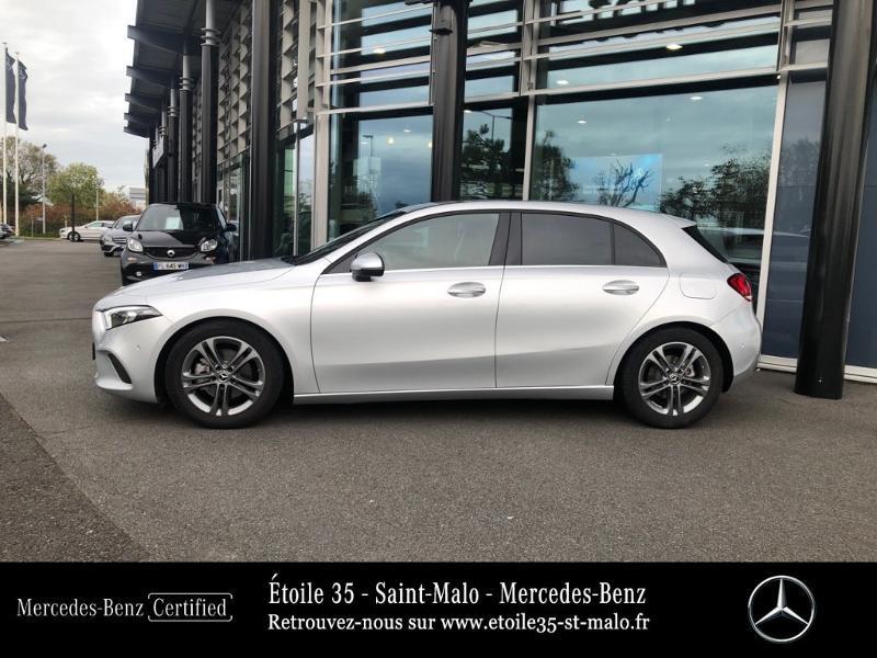 Photo 2 de l'offre de MERCEDES-BENZ Classe A 180 d 116ch Style Line 7G-DCT à 27490€ chez Etoile 35 - Mercedes-Benz St Malo