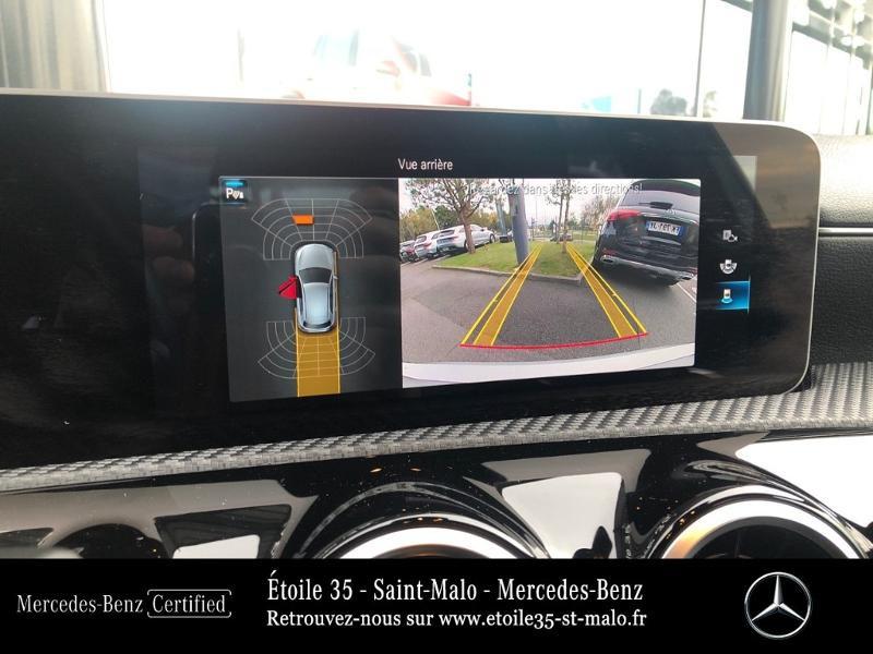 Photo 8 de l'offre de MERCEDES-BENZ Classe A 180 d 116ch Style Line 7G-DCT à 27490€ chez Etoile 35 - Mercedes-Benz St Malo