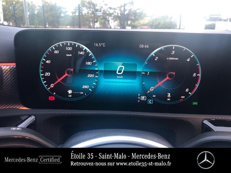 Photo 9 de l'offre de MERCEDES-BENZ Classe A 200 d 150ch Progressive Line 8G-DCT à 38990€ chez Etoile 35 - Mercedes-Benz St Malo
