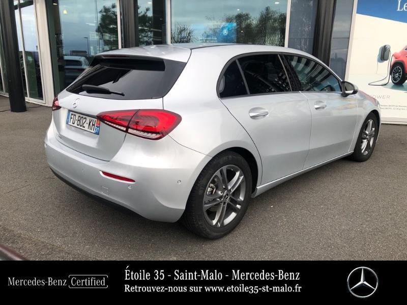 Photo 3 de l'offre de MERCEDES-BENZ Classe A 180 d 116ch Style Line 7G-DCT à 27490€ chez Etoile 35 - Mercedes-Benz St Malo