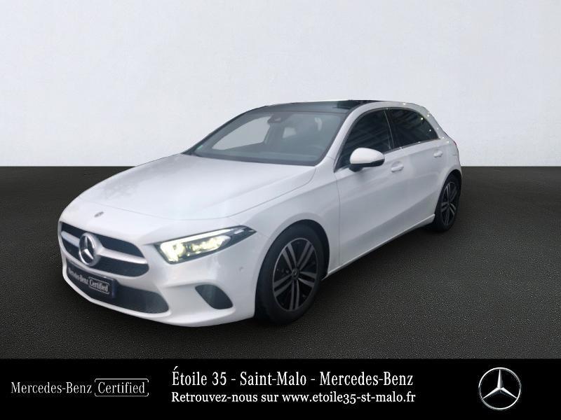 Photo 1 de l'offre de MERCEDES-BENZ Classe A 200 d 150ch Progressive Line 8G-DCT à 38990€ chez Etoile 35 - Mercedes-Benz St Malo