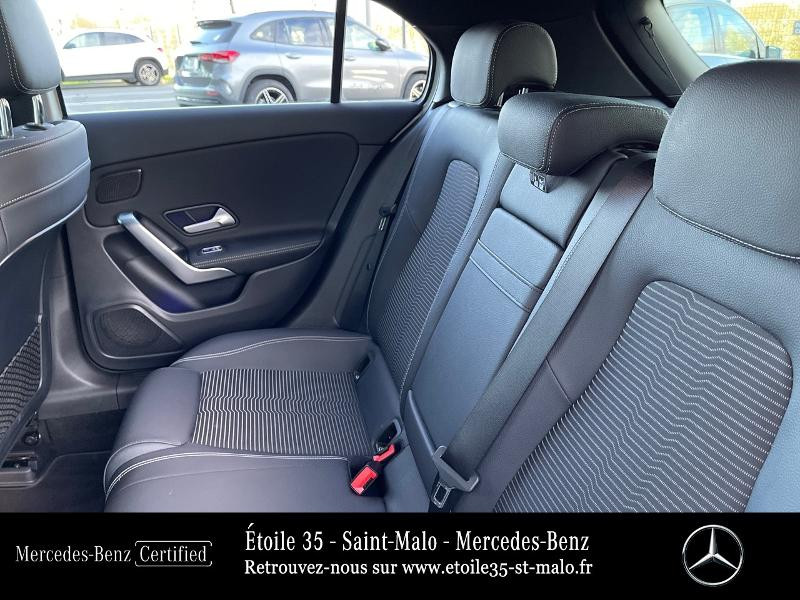 Photo 11 de l'offre de MERCEDES-BENZ Classe A 180 136ch Progressive Line 7G-DCT à 31490€ chez Etoile 35 - Mercedes-Benz St Malo