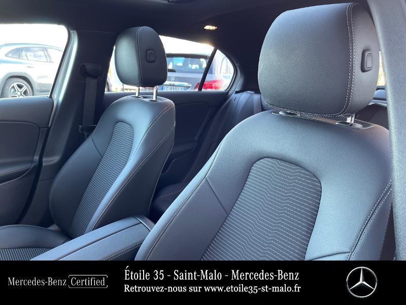 Photo 8 de l'offre de MERCEDES-BENZ Classe A 180 136ch Progressive Line 7G-DCT à 31490€ chez Etoile 35 - Mercedes-Benz St Malo