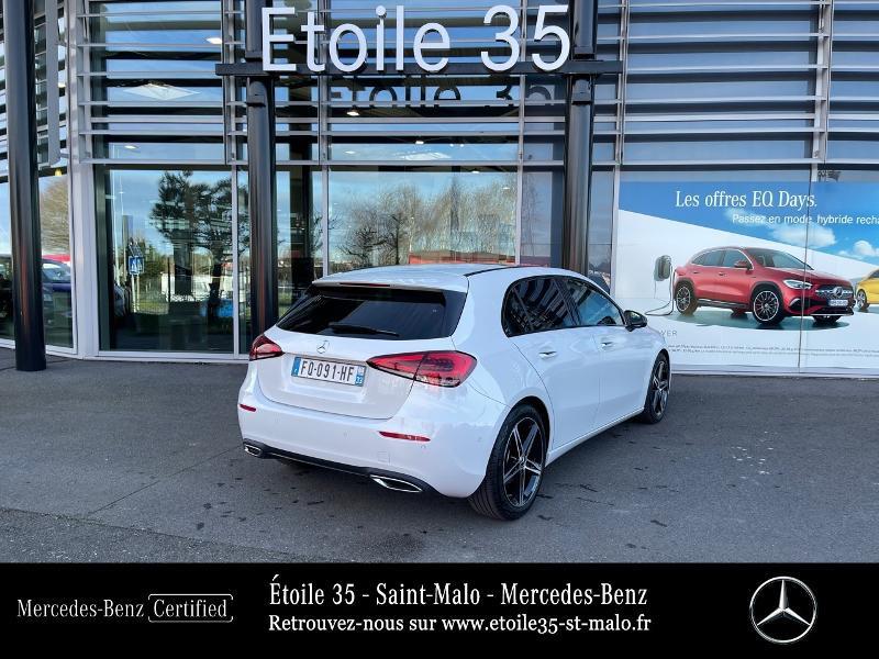 Photo 3 de l'offre de MERCEDES-BENZ Classe A 180 136ch Progressive Line 7G-DCT à 31490€ chez Etoile 35 - Mercedes-Benz St Malo