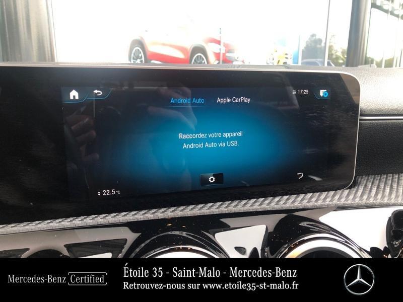 Photo 10 de l'offre de MERCEDES-BENZ Classe A 180 d 116ch Style Line 7G-DCT à 27490€ chez Etoile 35 - Mercedes-Benz St Malo