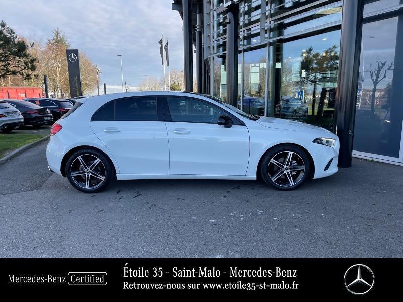 Photo 4 de l'offre de MERCEDES-BENZ Classe A 180 136ch Progressive Line 7G-DCT à 31490€ chez Etoile 35 - Mercedes-Benz St Malo
