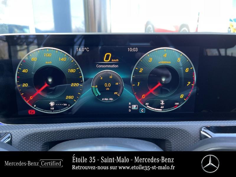 Photo 15 de l'offre de MERCEDES-BENZ Classe A 180 136ch Progressive Line 7G-DCT à 31490€ chez Etoile 35 - Mercedes-Benz St Malo