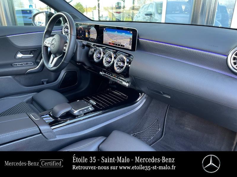 Photo 14 de l'offre de MERCEDES-BENZ Classe A 180 136ch Progressive Line 7G-DCT à 31490€ chez Etoile 35 - Mercedes-Benz St Malo