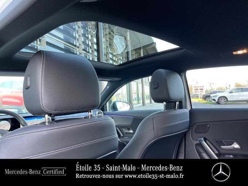 Photo 12 de l'offre de MERCEDES-BENZ Classe A 180 136ch Progressive Line 7G-DCT à 31490€ chez Etoile 35 - Mercedes-Benz St Malo