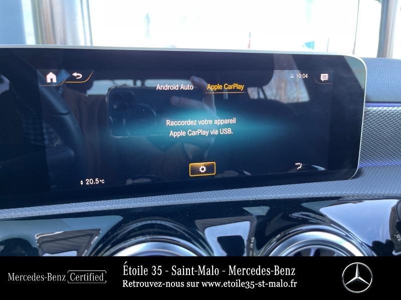 Photo 18 de l'offre de MERCEDES-BENZ Classe A 180 136ch Progressive Line 7G-DCT à 31490€ chez Etoile 35 - Mercedes-Benz St Malo