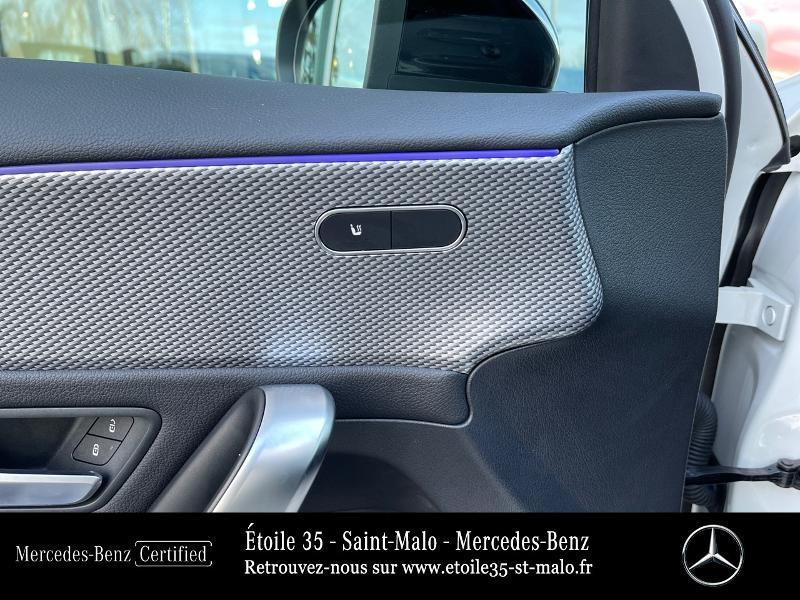 Photo 10 de l'offre de MERCEDES-BENZ Classe A 180 136ch Progressive Line 7G-DCT à 31490€ chez Etoile 35 - Mercedes-Benz St Malo