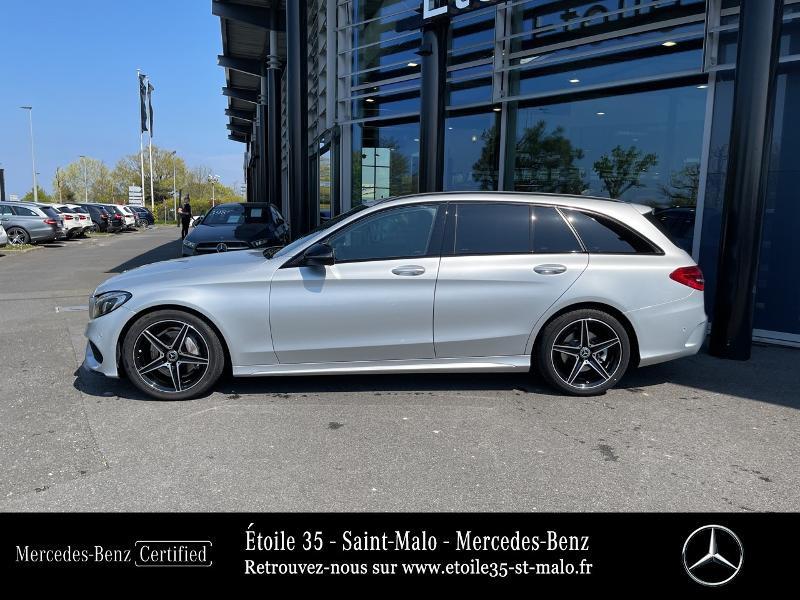 Photo 2 de l'offre de MERCEDES-BENZ Classe C Break 200 d 2.2 Sportline 7G-Tronic Plus à 29890€ chez Etoile 35 - Mercedes-Benz St Malo