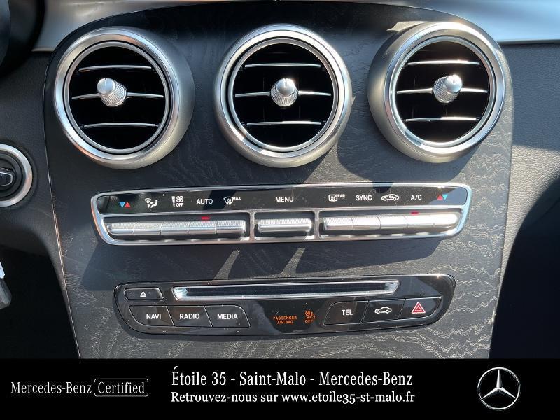 Photo 17 de l'offre de MERCEDES-BENZ Classe C Break 200 d 2.2 Sportline 7G-Tronic Plus à 29890€ chez Etoile 35 - Mercedes-Benz St Malo