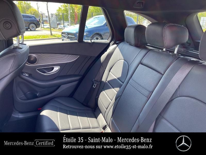 Photo 11 de l'offre de MERCEDES-BENZ Classe C Break 200 d 2.2 Sportline 7G-Tronic Plus à 29890€ chez Etoile 35 - Mercedes-Benz St Malo
