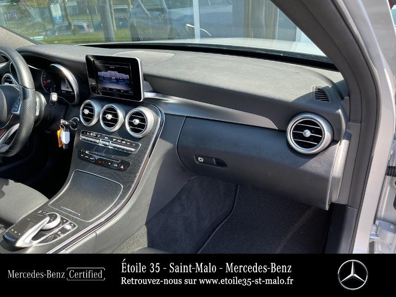 Photo 13 de l'offre de MERCEDES-BENZ Classe C Break 200 d 2.2 Sportline 7G-Tronic Plus à 29890€ chez Etoile 35 - Mercedes-Benz St Malo