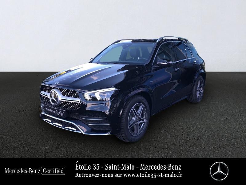 Mercedes-Benz GLE 350 de 194+136ch AMG Line 4Matic 9G-Tronic Hybride Noir Obsidienne Occasion à vendre