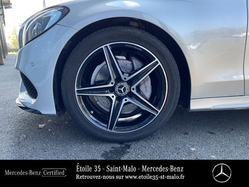 Photo 20 de l'offre de MERCEDES-BENZ Classe C Break 200 d 2.2 Sportline 7G-Tronic Plus à 29890€ chez Etoile 35 - Mercedes-Benz St Malo