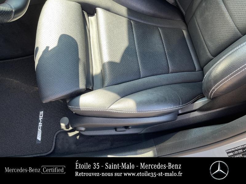 Photo 9 de l'offre de MERCEDES-BENZ Classe C Break 200 d 2.2 Sportline 7G-Tronic Plus à 29890€ chez Etoile 35 - Mercedes-Benz St Malo