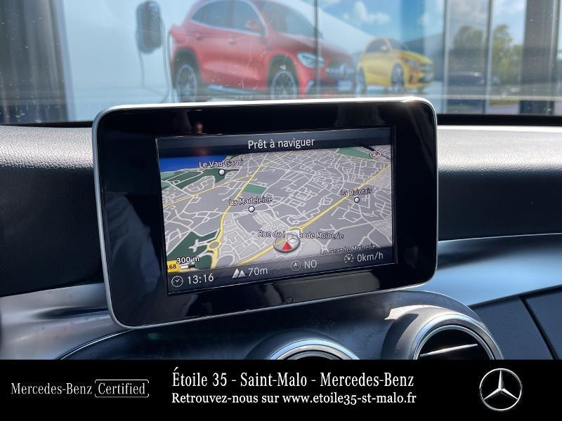 Photo 16 de l'offre de MERCEDES-BENZ Classe C Break 200 d 2.2 Sportline 7G-Tronic Plus à 29890€ chez Etoile 35 - Mercedes-Benz St Malo