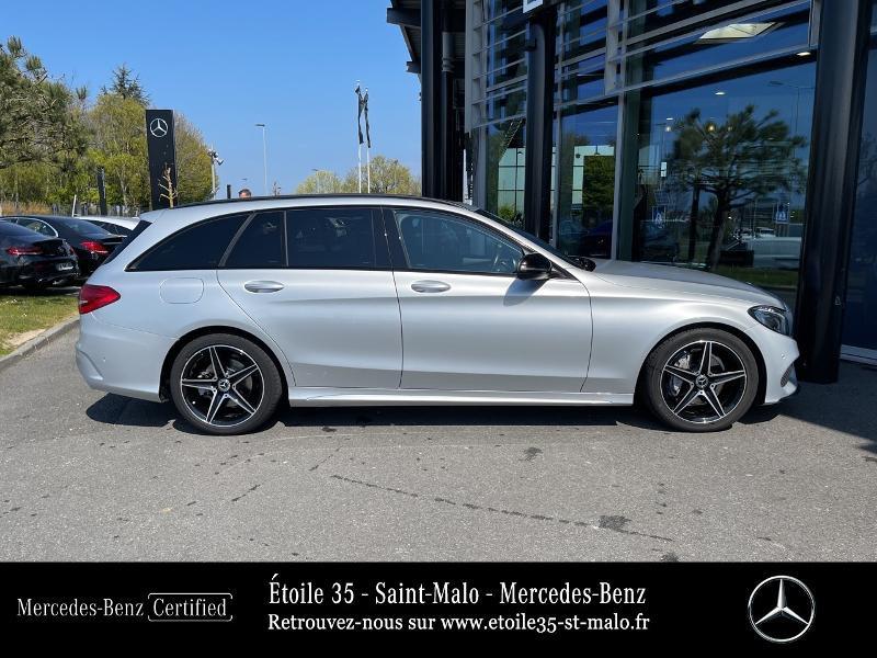 Photo 4 de l'offre de MERCEDES-BENZ Classe C Break 200 d 2.2 Sportline 7G-Tronic Plus à 29890€ chez Etoile 35 - Mercedes-Benz St Malo