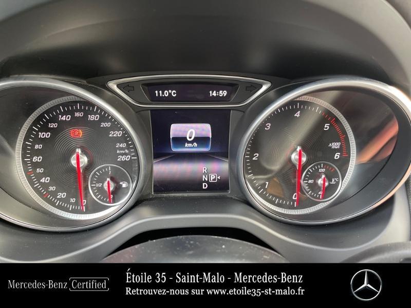 Photo 14 de l'offre de MERCEDES-BENZ CLA Shooting Brake 180 d Sensation 7G-DCT à 25490€ chez Etoile 35 - Mercedes-Benz St Malo