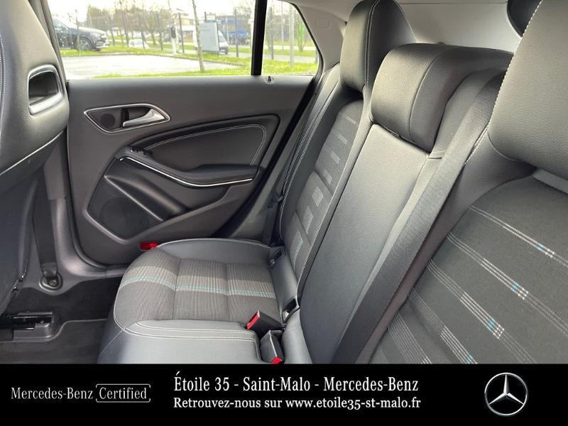 Photo 11 de l'offre de MERCEDES-BENZ CLA Shooting Brake 180 d Sensation 7G-DCT à 25490€ chez Etoile 35 - Mercedes-Benz St Malo