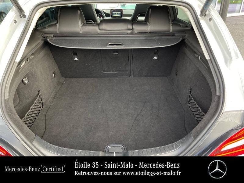 Photo 12 de l'offre de MERCEDES-BENZ CLA Shooting Brake 180 d Sensation 7G-DCT à 25490€ chez Etoile 35 - Mercedes-Benz St Malo