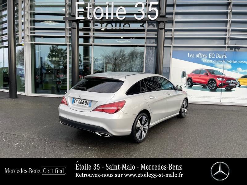 Photo 3 de l'offre de MERCEDES-BENZ CLA Shooting Brake 180 d Sensation 7G-DCT à 25490€ chez Etoile 35 - Mercedes-Benz St Malo