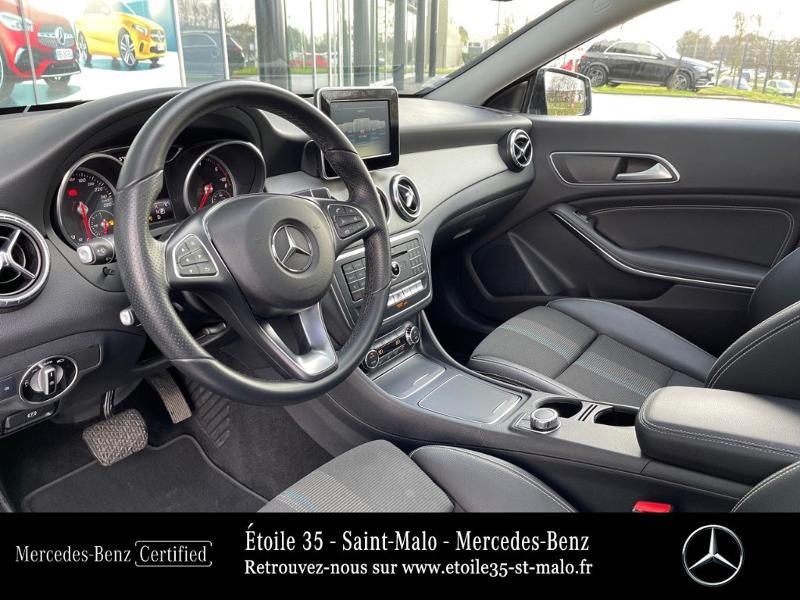 Photo 7 de l'offre de MERCEDES-BENZ CLA Shooting Brake 180 d Sensation 7G-DCT à 25490€ chez Etoile 35 - Mercedes-Benz St Malo
