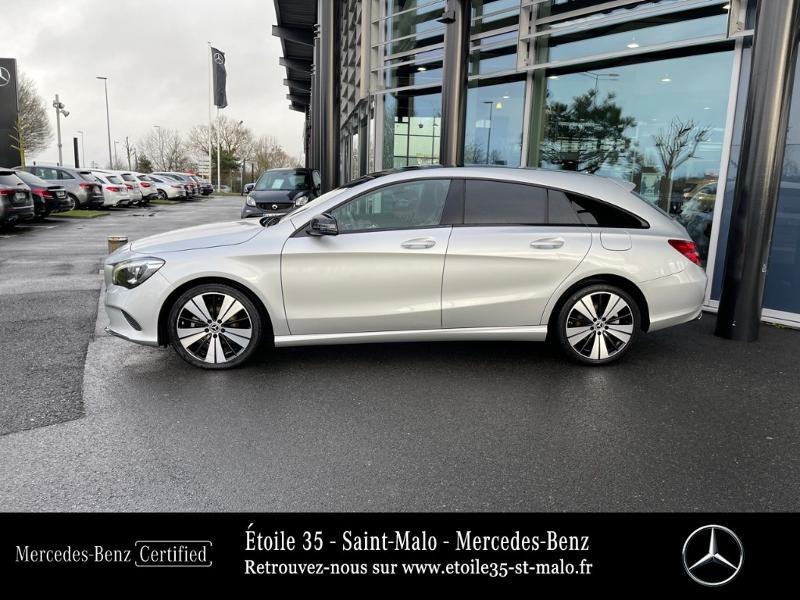 Photo 2 de l'offre de MERCEDES-BENZ CLA Shooting Brake 180 d Sensation 7G-DCT à 25490€ chez Etoile 35 - Mercedes-Benz St Malo