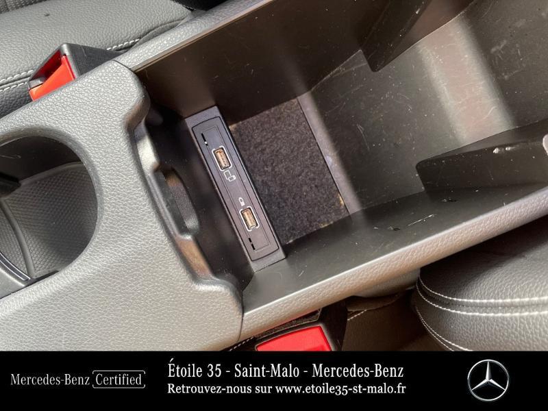 Photo 20 de l'offre de MERCEDES-BENZ CLA Shooting Brake 180 d Sensation 7G-DCT à 25490€ chez Etoile 35 - Mercedes-Benz St Malo