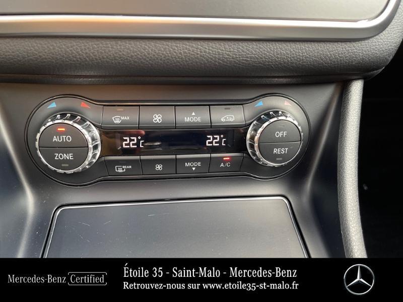 Photo 18 de l'offre de MERCEDES-BENZ CLA Shooting Brake 180 d Sensation 7G-DCT à 25490€ chez Etoile 35 - Mercedes-Benz St Malo