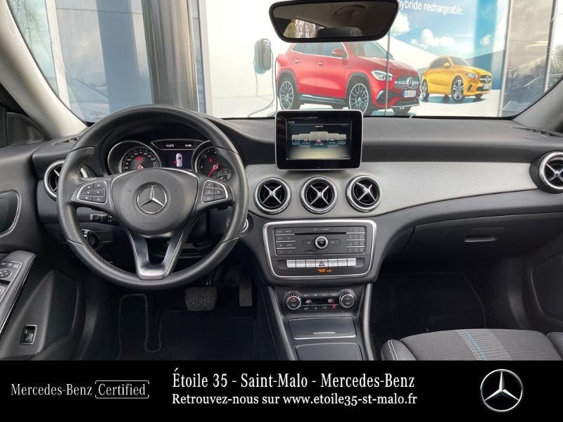 Photo 6 de l'offre de MERCEDES-BENZ CLA Shooting Brake 180 d Sensation 7G-DCT à 25490€ chez Etoile 35 - Mercedes-Benz St Malo