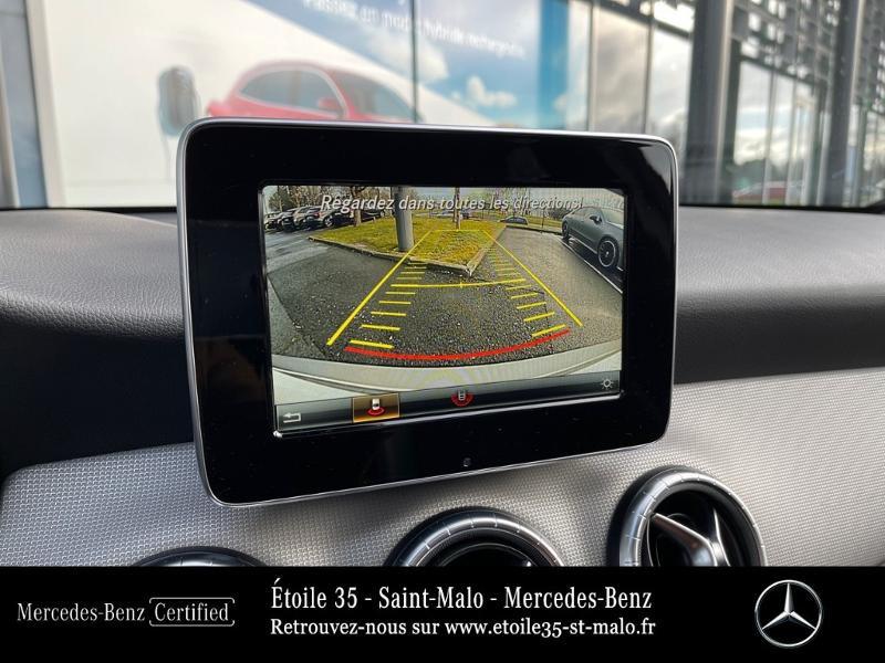 Photo 15 de l'offre de MERCEDES-BENZ CLA Shooting Brake 180 d Sensation 7G-DCT à 25490€ chez Etoile 35 - Mercedes-Benz St Malo