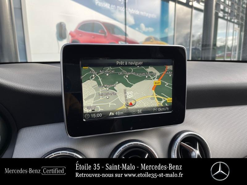 Photo 16 de l'offre de MERCEDES-BENZ CLA Shooting Brake 180 d Sensation 7G-DCT à 25490€ chez Etoile 35 - Mercedes-Benz St Malo