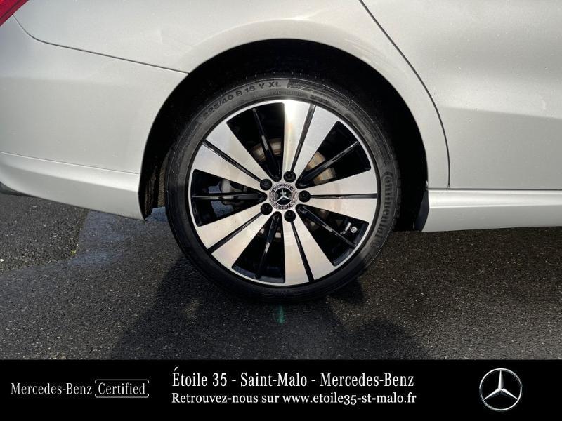 Photo 21 de l'offre de MERCEDES-BENZ CLA Shooting Brake 180 d Sensation 7G-DCT à 25490€ chez Etoile 35 - Mercedes-Benz St Malo