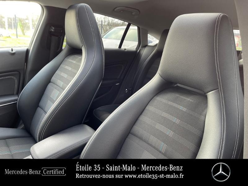 Photo 8 de l'offre de MERCEDES-BENZ CLA Shooting Brake 180 d Sensation 7G-DCT à 25490€ chez Etoile 35 - Mercedes-Benz St Malo