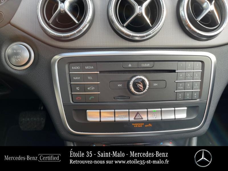 Photo 17 de l'offre de MERCEDES-BENZ CLA Shooting Brake 180 d Sensation 7G-DCT à 25490€ chez Etoile 35 - Mercedes-Benz St Malo