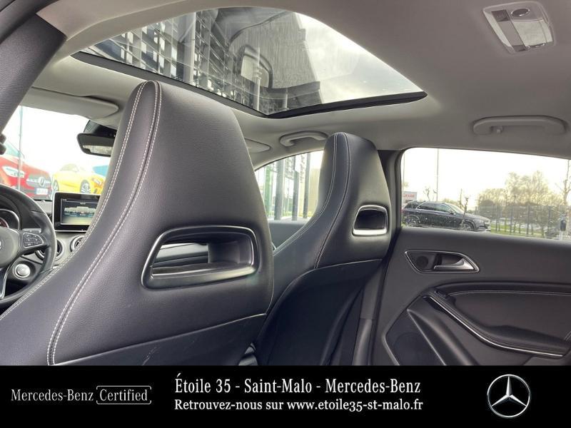 Photo 10 de l'offre de MERCEDES-BENZ CLA Shooting Brake 180 d Sensation 7G-DCT à 25490€ chez Etoile 35 - Mercedes-Benz St Malo