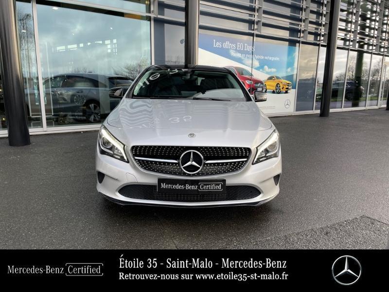 Photo 5 de l'offre de MERCEDES-BENZ CLA Shooting Brake 180 d Sensation 7G-DCT à 25490€ chez Etoile 35 - Mercedes-Benz St Malo