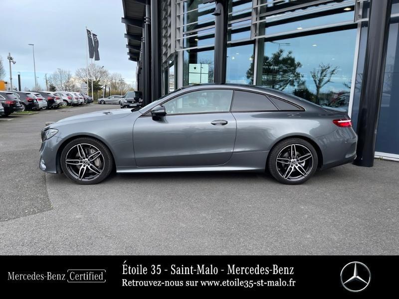 Photo 2 de l'offre de MERCEDES-BENZ Classe E Coupe 220 d 194ch AMG Line 9G-Tronic à 49890€ chez Etoile 35 - Mercedes-Benz St Malo