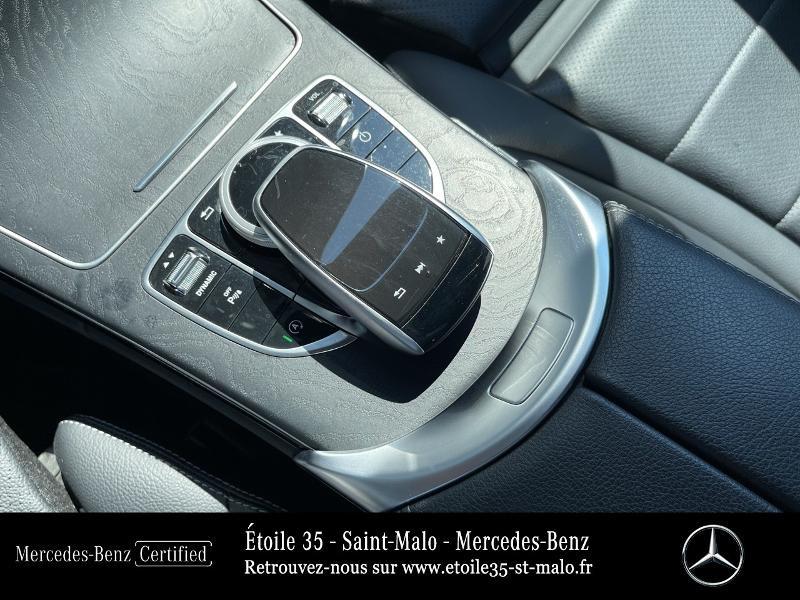 Photo 18 de l'offre de MERCEDES-BENZ Classe C Break 200 d 2.2 Sportline 7G-Tronic Plus à 29890€ chez Etoile 35 - Mercedes-Benz St Malo