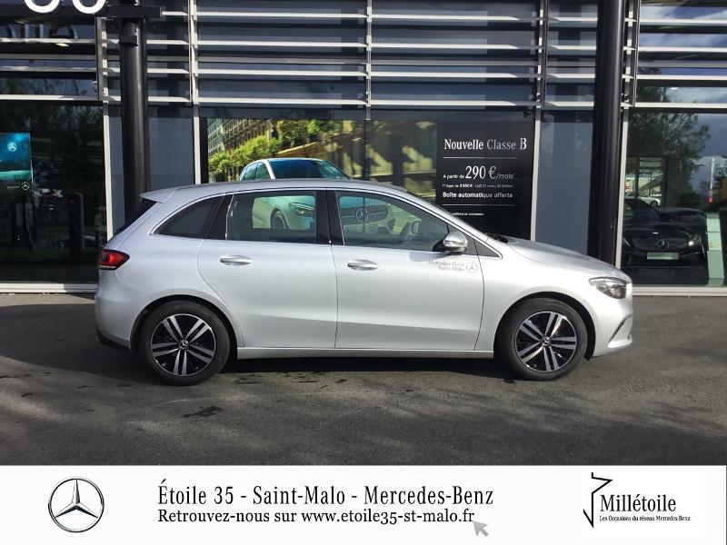 Photo 4 de l'offre de MERCEDES-BENZ Classe B 180d 116ch Progressive Line 7G-DCT à 31890€ chez Etoile 35 - Mercedes-Benz St Malo