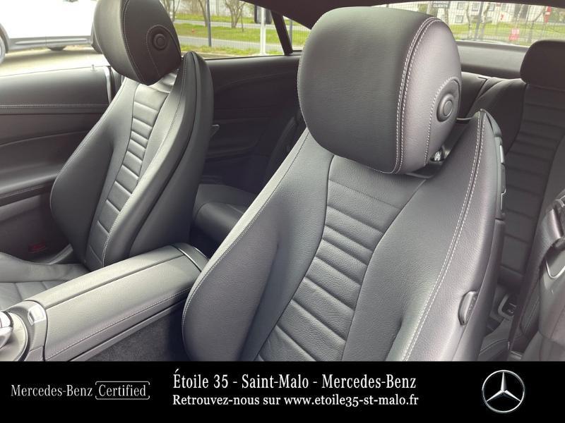 Photo 7 de l'offre de MERCEDES-BENZ Classe E Coupe 220 d 194ch AMG Line 9G-Tronic à 49890€ chez Etoile 35 - Mercedes-Benz St Malo