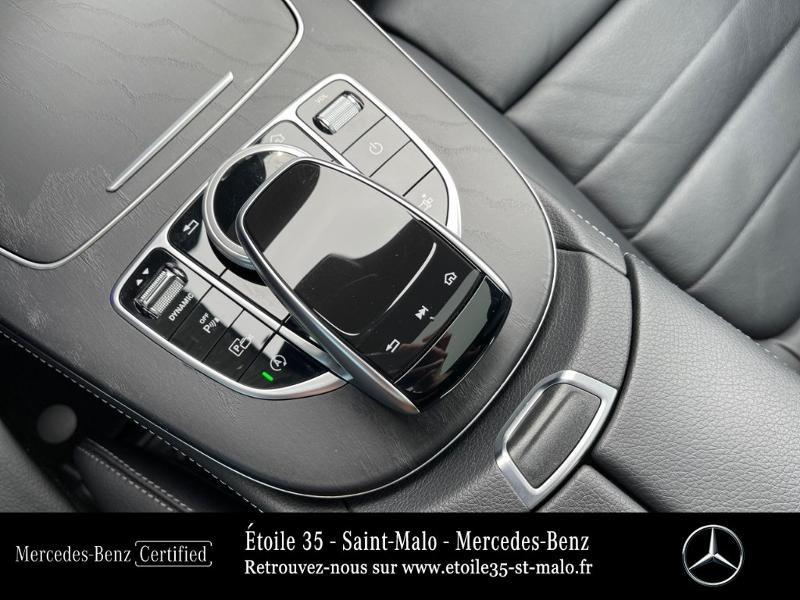 Photo 20 de l'offre de MERCEDES-BENZ Classe E Coupe 220 d 194ch AMG Line 9G-Tronic à 49890€ chez Etoile 35 - Mercedes-Benz St Malo